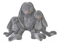 Rabbit Richie Tiny Deep Grey knuffel